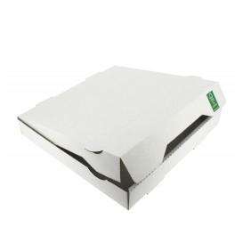 Boîte Carton Blanc 24x24x4,2 cm (100 Utés)