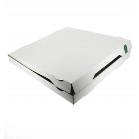 Boîte Carton Blanc 40x40x4,2 cm (100 Utés)
