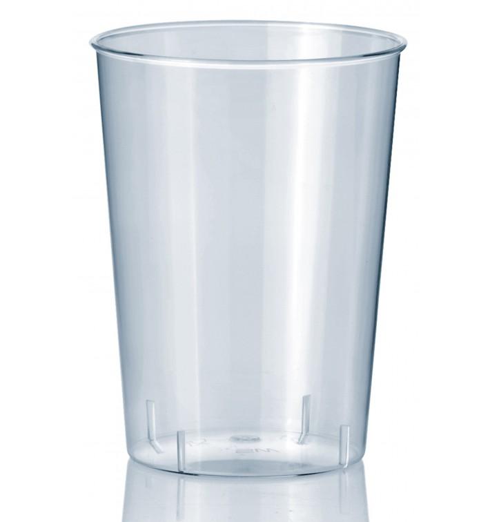 Verre Plastique Dur Transparent PS 70ml (2.025 Unités)