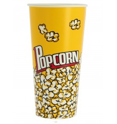 Etuis à Pop-Corn 720ml 9,6x6,5x17,7cm (1000 unités)