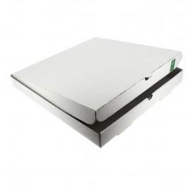 Boîte Carton Blanc 30x30x3,5 cm (100 Utés)