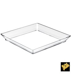 Verrine Dégustation Rombo Transparent 95 ml (25 Utés)