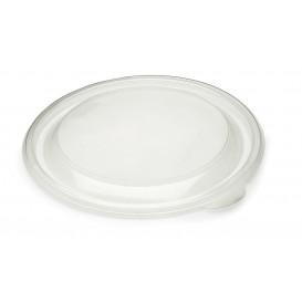 Couvercle en plastique Transp. Ø19cm (300 Unités)