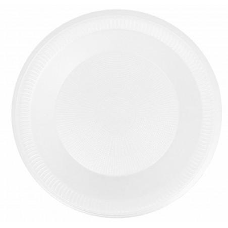 Assiette creuse en Foam 225mm (600 Utés)