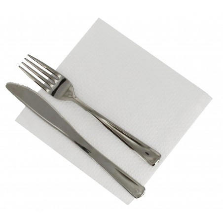 Serviette en Papier 30x30 1 épaisseur (100 unités)