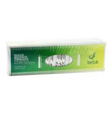 Cure-dents en Bois Rond tournage en Sachet 65mm (5 Uté)