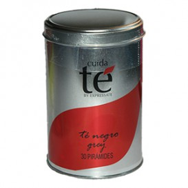 Pyramides de thé Noir Earl Grey (30 Unités)