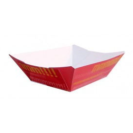 Barquette Carton 350ml 10,6x7,3x4,5cm (50 Unités)