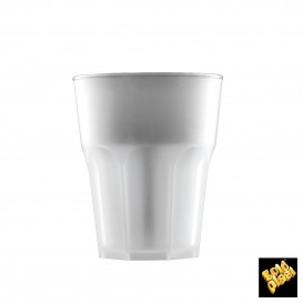 Verre Plastique Transparent PP Ø85mm 300ml (120 Utés)