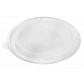Couvercle Plat pour Bol Plastique PET Ø180mm (360 Utés)
