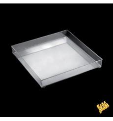 Plat Tray Transparent Ø32cm (1 Utés)