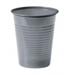 Gobelet Plastique Or PS 200ml (50 Unités)