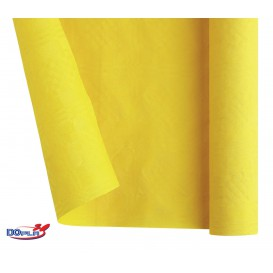 Nappe en Papier en Rouleau Jaune 1,2x7m (25 Utés)