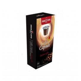 Capsule Nespresso* Compatible  - Café Intense (10 unités)