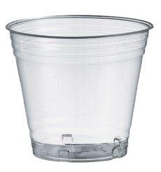 Gobelet PLA Bio Transparent 160ml Ø7,2cm (50 Unités)