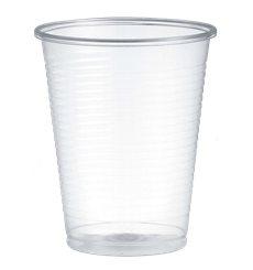 Gobelet Plastique PP Transparent 200ml Ø7,0cm (3000 Unités)
