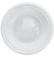 """Bol Plastique PS """"Famous Impact"""" Blanc 120ml (125 unités)"""
