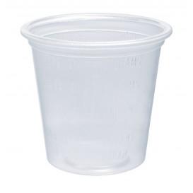 Pot PP à Sauce Doseur 35ml Ø48mm (125 Unités)