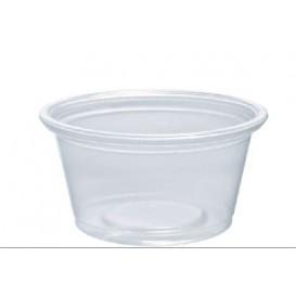 Pot en Platique PP à Sauce 25ml Ø48mm (2500 Unités)
