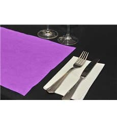 Set de Table en PP Non-Tissé Fuchsia 30x40 50g (500 Utés)