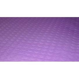Nappe papier en ROULEAU Lilas 1x100m 40g (1 Unité)