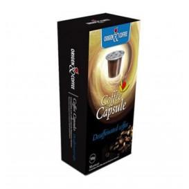 Capsule Nespresso* Compatible - Café Décaféiné (10 unités)