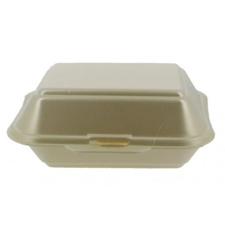Boîte en FOAM LunchBOX Champagne 185x155x70mm (500 Unités)