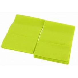 Serviette en Papier SNACK Pistache 17x17cm (4800 Unités)