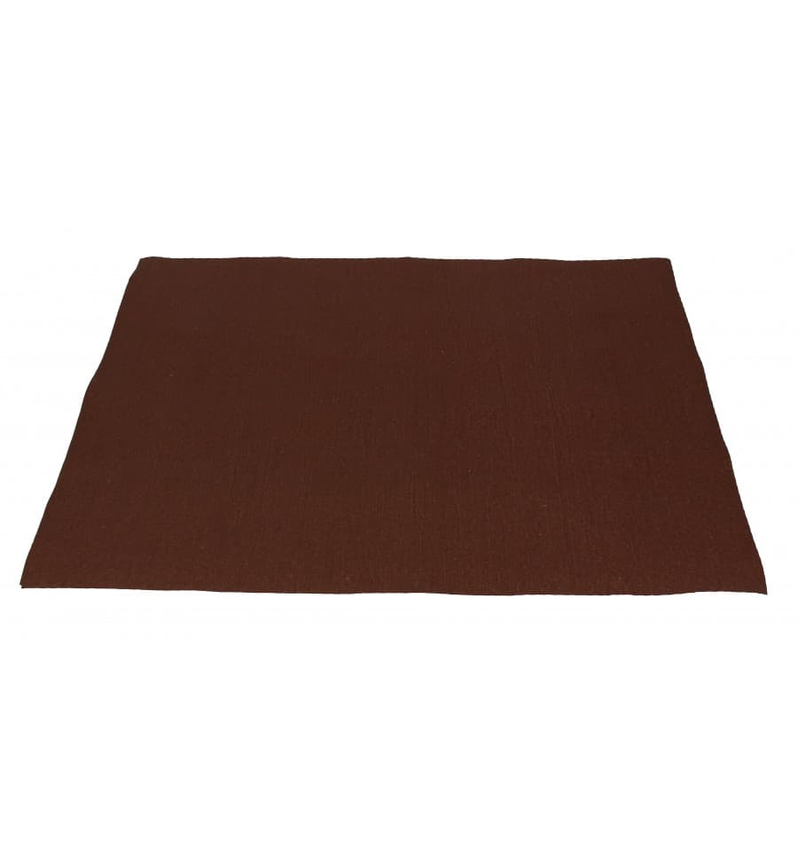 set de table papier 30x40cm marron 40g ut s. Black Bedroom Furniture Sets. Home Design Ideas