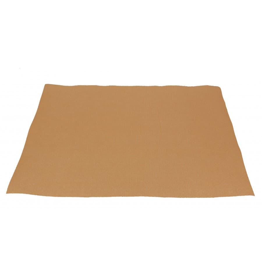Set de table papier 30x40cm saumon 40g ut s for Set de table papier