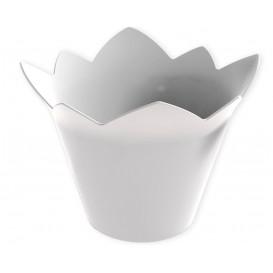 Verrine Dégustation Nénufar Blanc 70 ml (25 Utés)