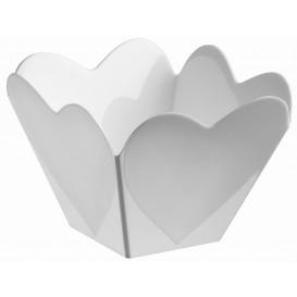"Verrine Dégustation ""Cupidon"" Blanc 68 ml (25 Utés)"