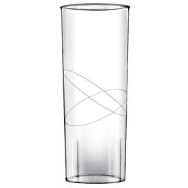 Verre Plastique Transparent PP 300ml (490 Unités)
