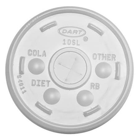 Couvercle Gobelet Isotherme FOAM Ø8,9cm (100 Unités)