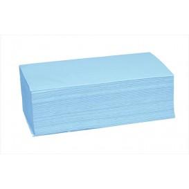 Serviette Essuie Mains Bleu (190 Unités)