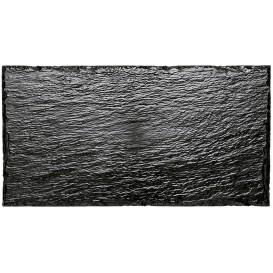 Plateau Ardoise Synthétique Dégustation 300x158 mm (10 Utés)