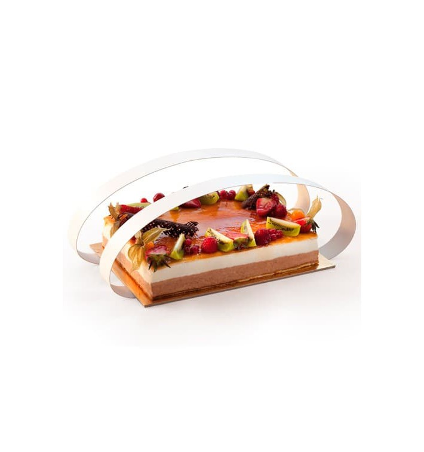 Bandes protège gâteaux 65x4cm ( 5 Kg)
