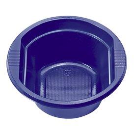 Bol Plastique Bleu Foncé 250ml (30 unités)