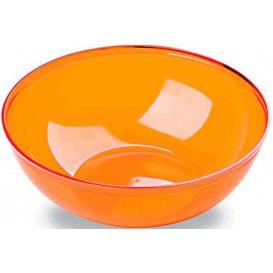 Bol Plastique Orange 3500ml Ø 27 cm (1 Unité)