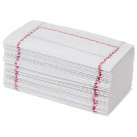 Serviette en Papier 14x14cm ZIGZAG (25.000 Unités)