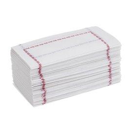 Serviette papier 14x14cm ZIGZAG (25.000 Unités)