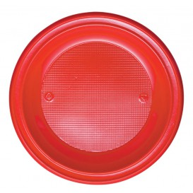 Assiette Plastique Plate Or PS 280mm (780 Unités)