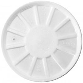 Couvercle Isotherme Ventilé Blanc Ø11,7cm (500 Utés)
