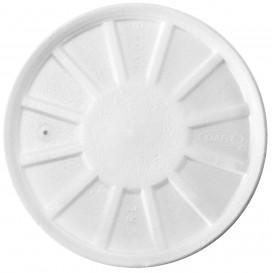 Couvercle Isotherme Ventilé Blanc Ø11cm (50 Utés)