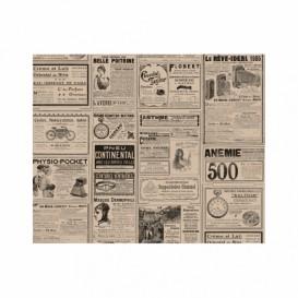Papier Ingraissable Kraft Journaux 31x38cm (1000 Utés)