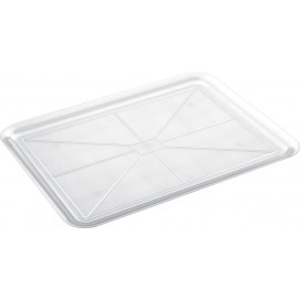 Plat Tray Transparent 37x50cm (4 Utés)