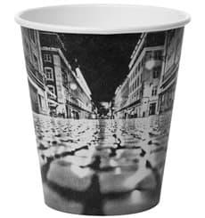 Gobelet Carton 6oz/180ml Parisien Ø7,9cm (1000 Utés)