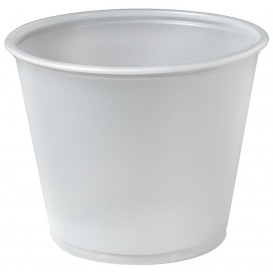 Pot en Platique PS à Sauce 165ml Ø74mm (2500 Utés)