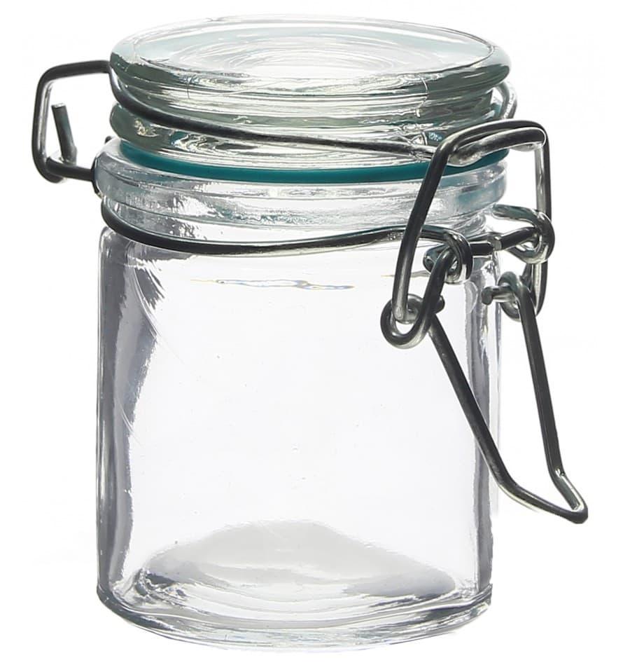 pot en verre hermtique cool mini bocal en verre hermtique ml uts with pot en verre hermtique. Black Bedroom Furniture Sets. Home Design Ideas