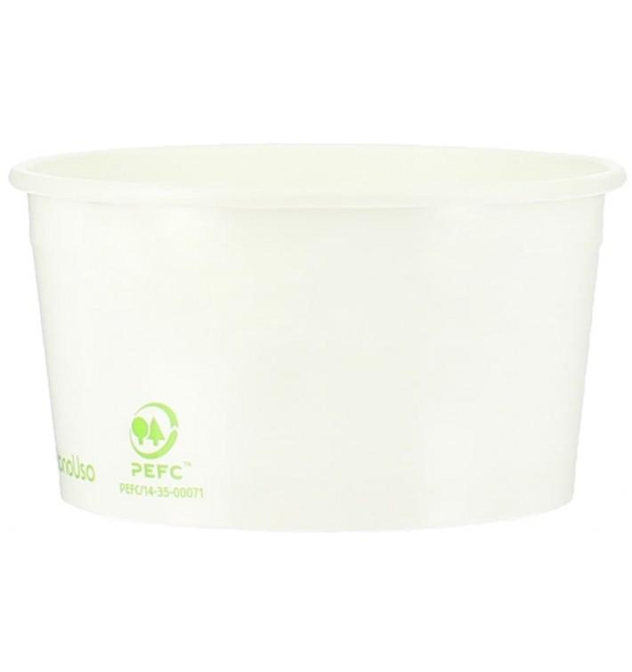 Pot à glace en Carton Ecologique 100ml (2600 Utés)